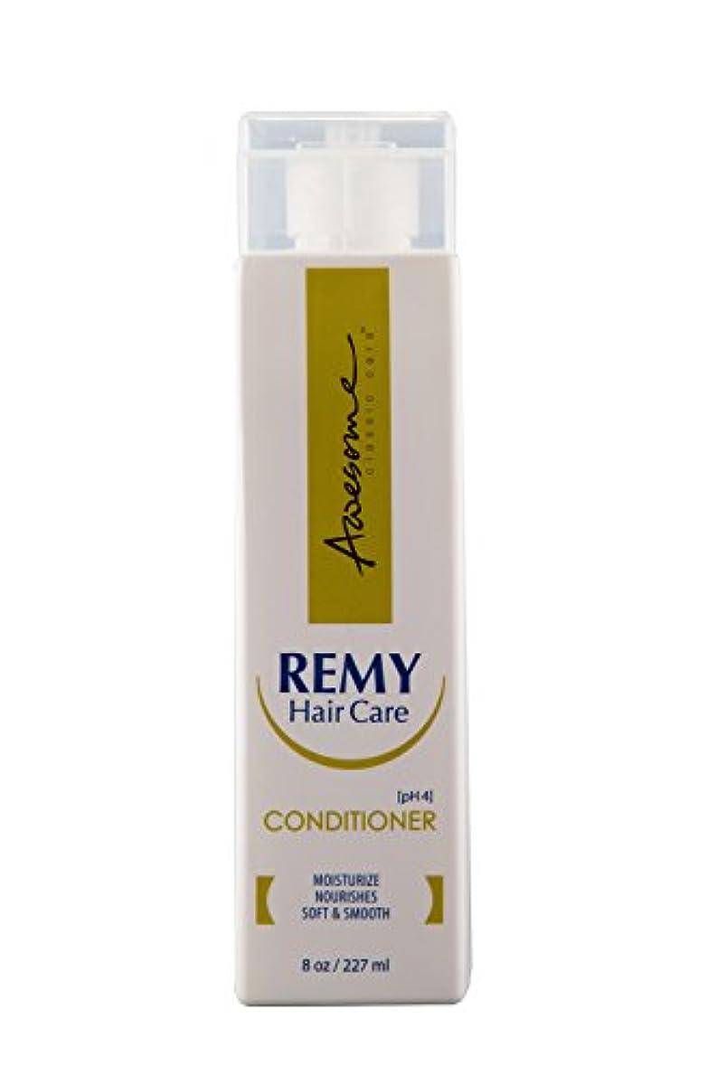 ウェイトレス測定可能付添人Awesome Remy Hair Care Conditioner, 8 oz by Awesome