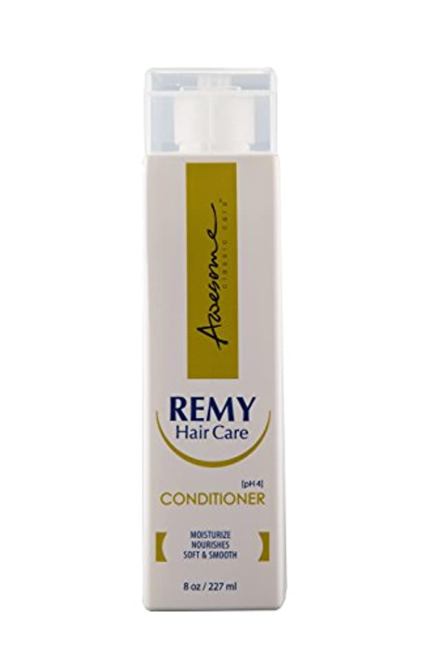 リッチスタンド前文Awesome Remy Hair Care Conditioner, 8 oz by Awesome