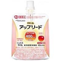 テルモ 超高濃度栄養食 アップリード アップル風味  100ml×18個 (4.0kcal/ml)【ケース販売】