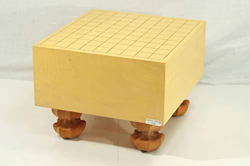 日本産本榧 将棋盤5.2寸 柾目