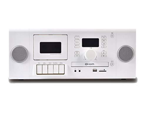 YAMAZEN『キュリオムSD/CDラジオカセットレコーダーボックス(KCD-SU45)』