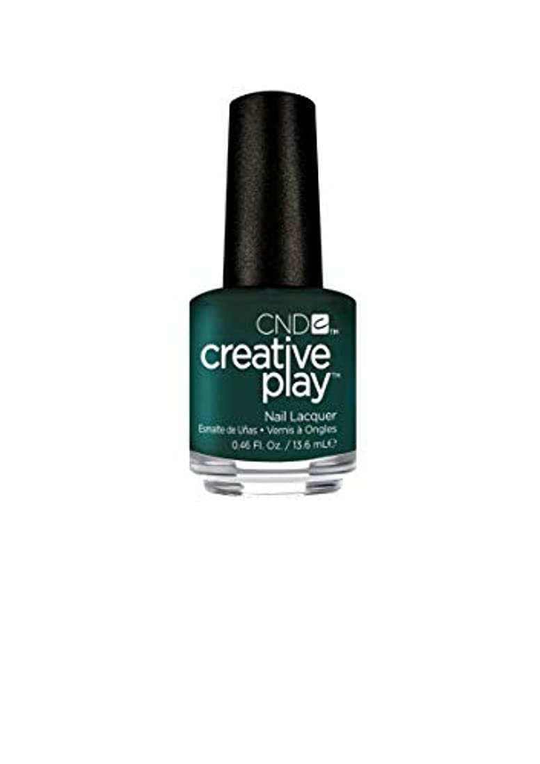 憂鬱なトレイルデザートCND Creative Play Lacquer - Cut to the Chase - 0.46oz / 13.6ml