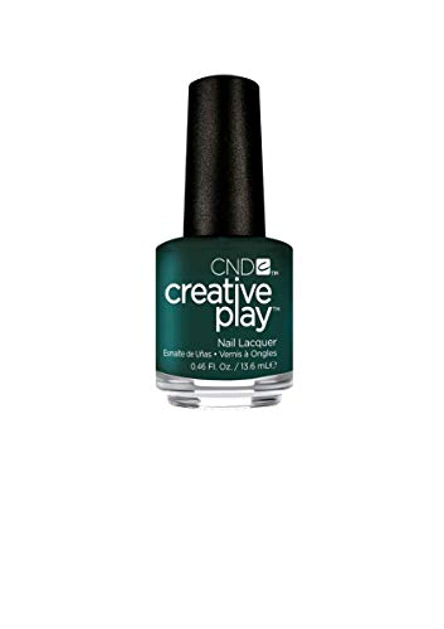肖像画征服伝染性CND Creative Play Lacquer - Cut to the Chase - 0.46oz / 13.6ml