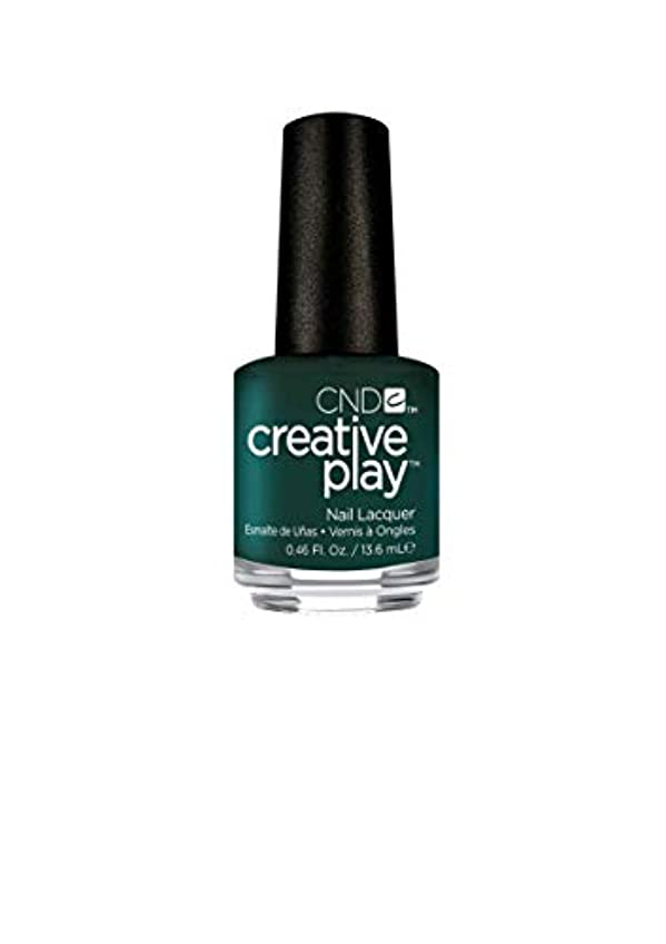 抑圧者ポーター目に見えるCND Creative Play Lacquer - Cut to the Chase - 0.46oz / 13.6ml