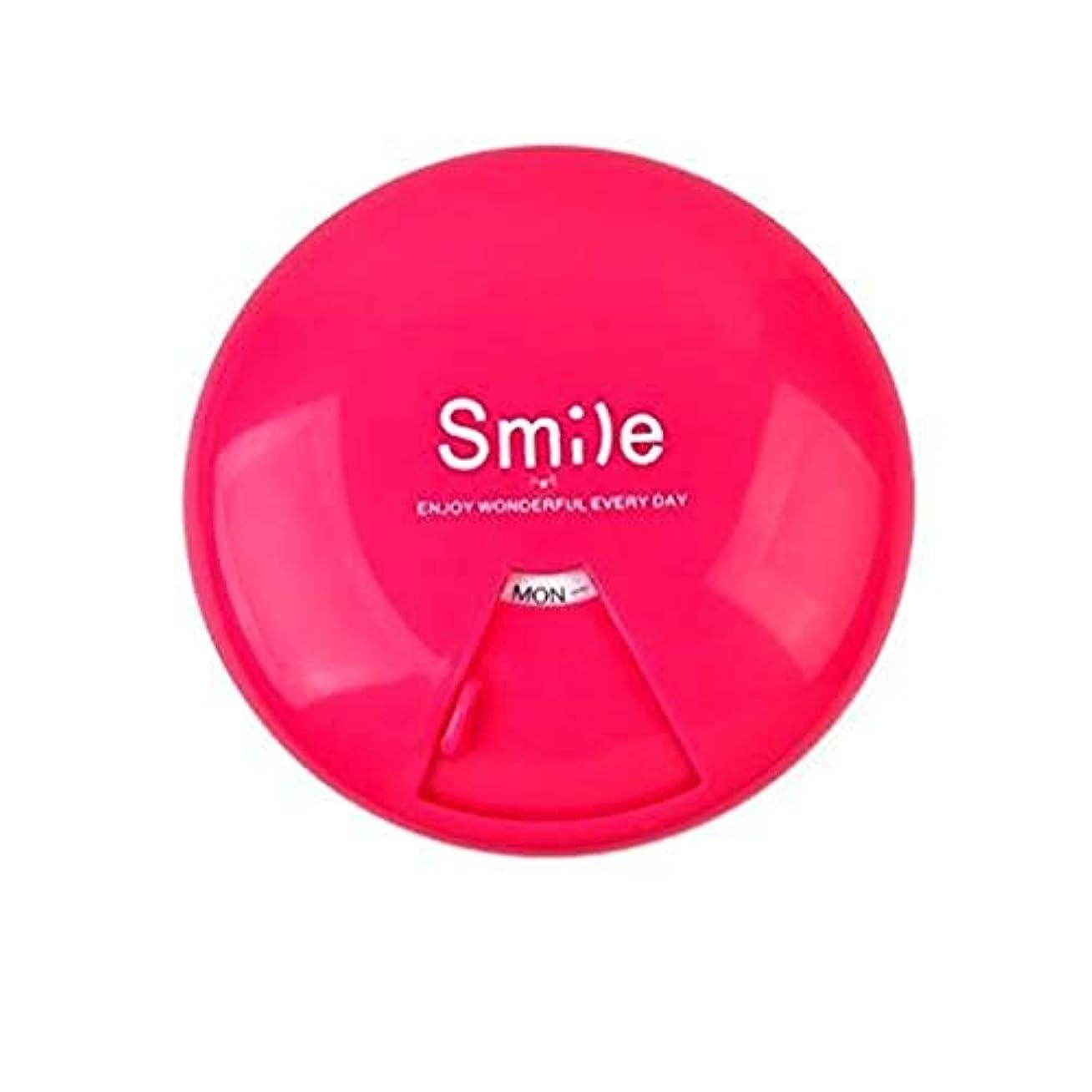 配管オレンジカスタムYxsd 応急処置キット キャンディソリッドカラー大型軽量1週間回転ポータブルタブレットプラスチック収納ボックス