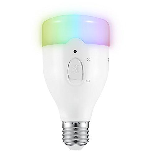 AVANTEKスマートledランプ E26電球 led スマートled電球 調光調色 LEDライト Wi-Fi led電球 非常用ライトモード付き スマホ・タブレット 調光・スマホ操作