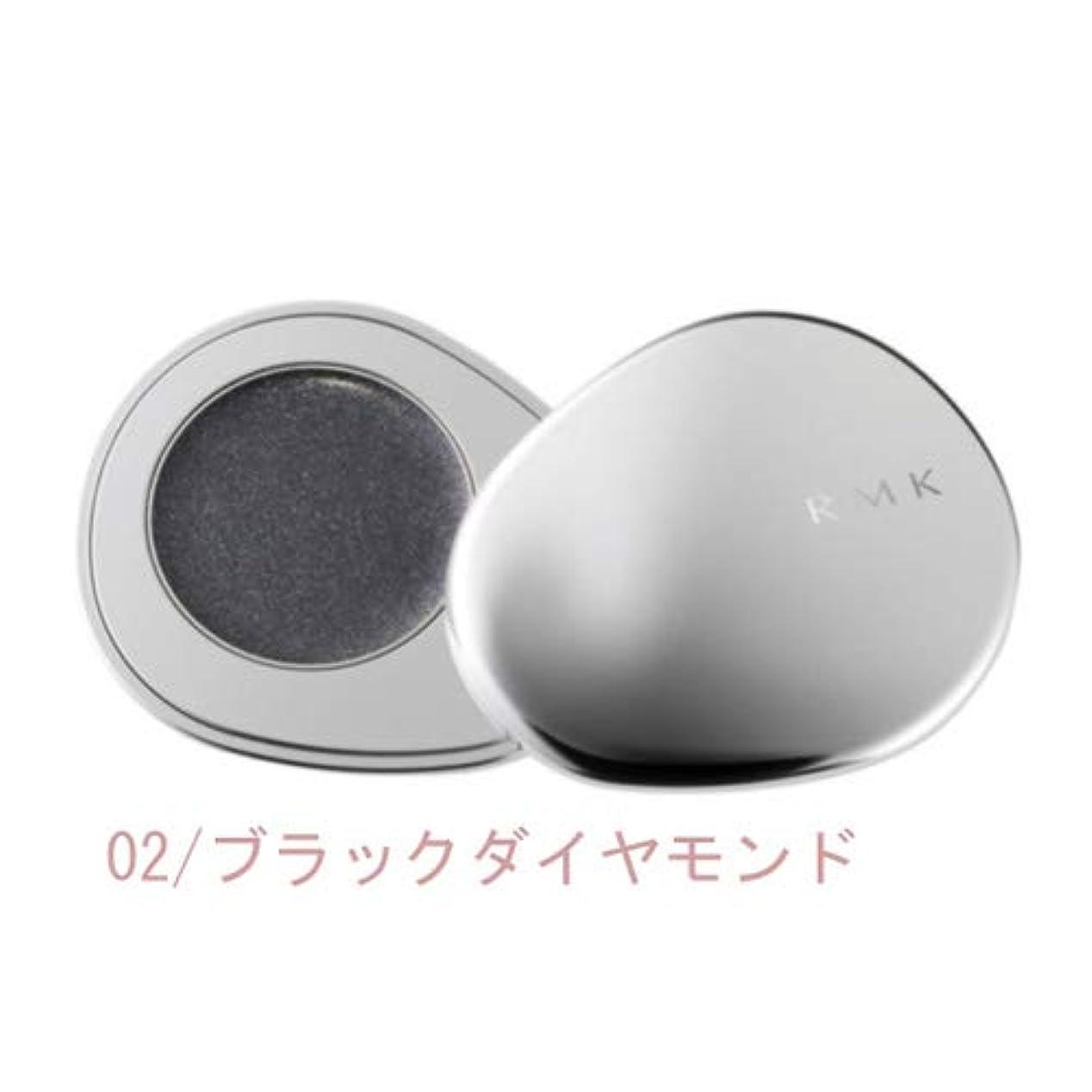 正規化ナインへスケッチRMK(アールエムケー) ストーンブロッサム グロージェル(限定品)_1.4g/アイシャドウ (ブラックダイヤモンド)