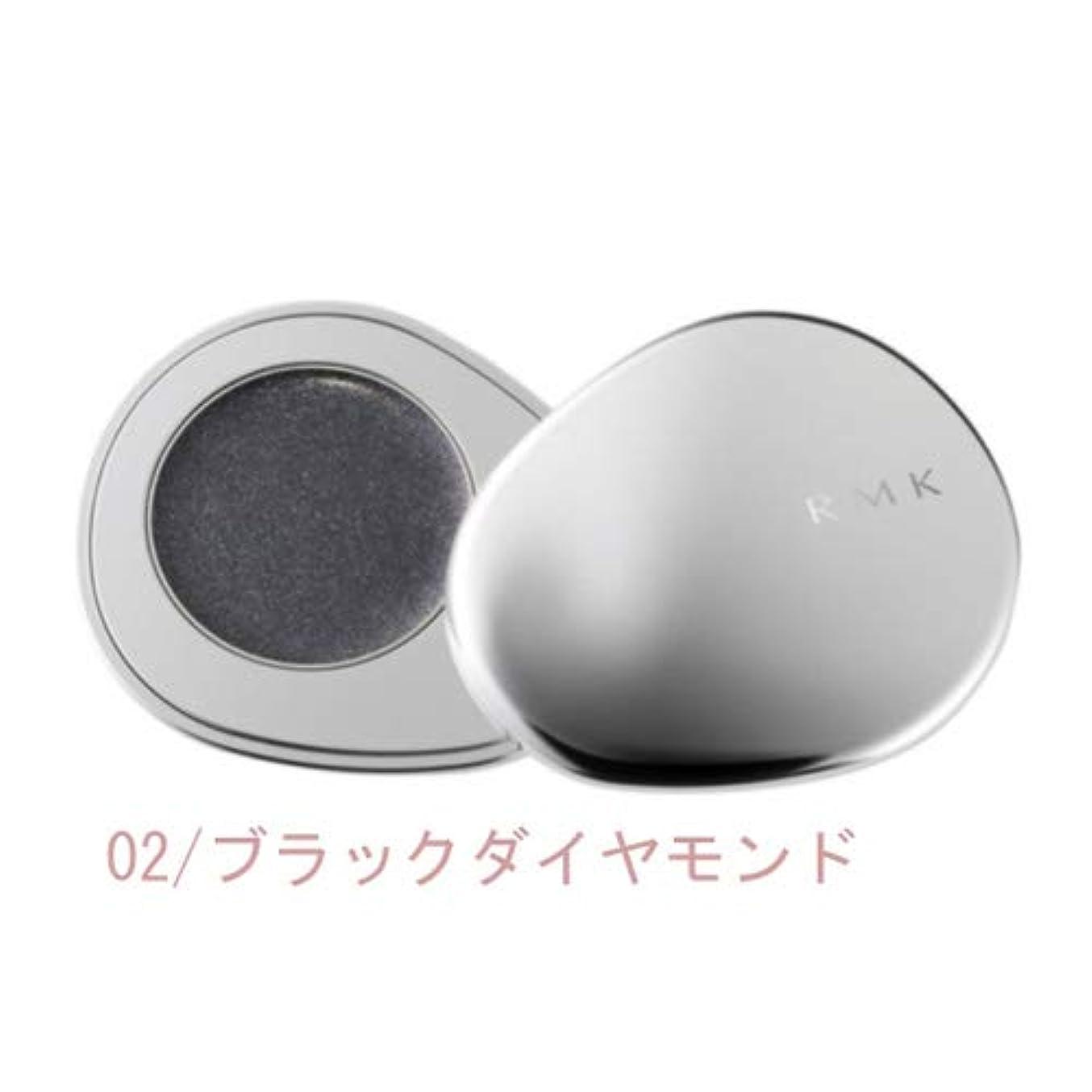 RMK(アールエムケー) ストーンブロッサム グロージェル(限定品)_1.4g/アイシャドウ (ブラックダイヤモンド)