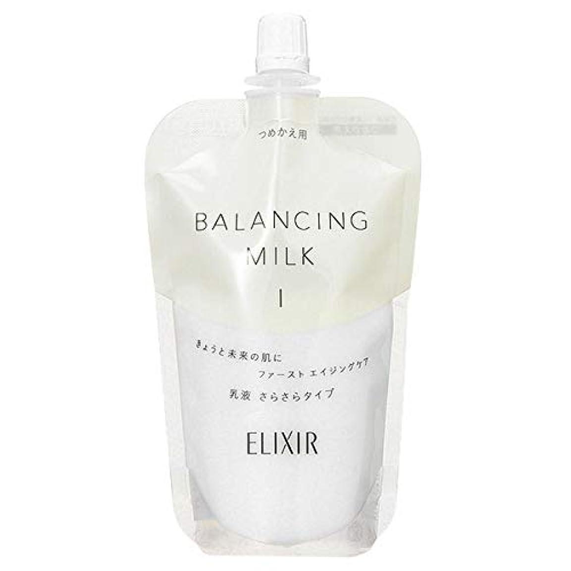 テスト資産サイクロプスシセイドウ 資生堂 エリクシール ルフレ バランシング ミルク (つめかえ用) 110mL II とろとろタイプ (在庫) [並行輸入品]
