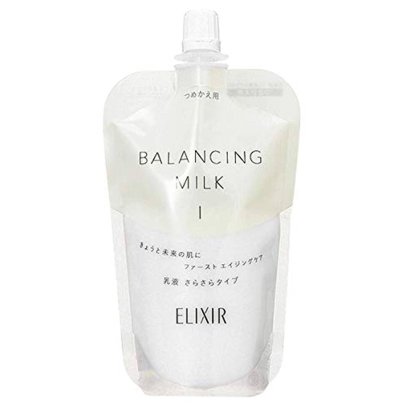 占める耐久スラダムシセイドウ 資生堂 エリクシール ルフレ バランシング ミルク (つめかえ用) 110mL II とろとろタイプ (在庫) [並行輸入品]