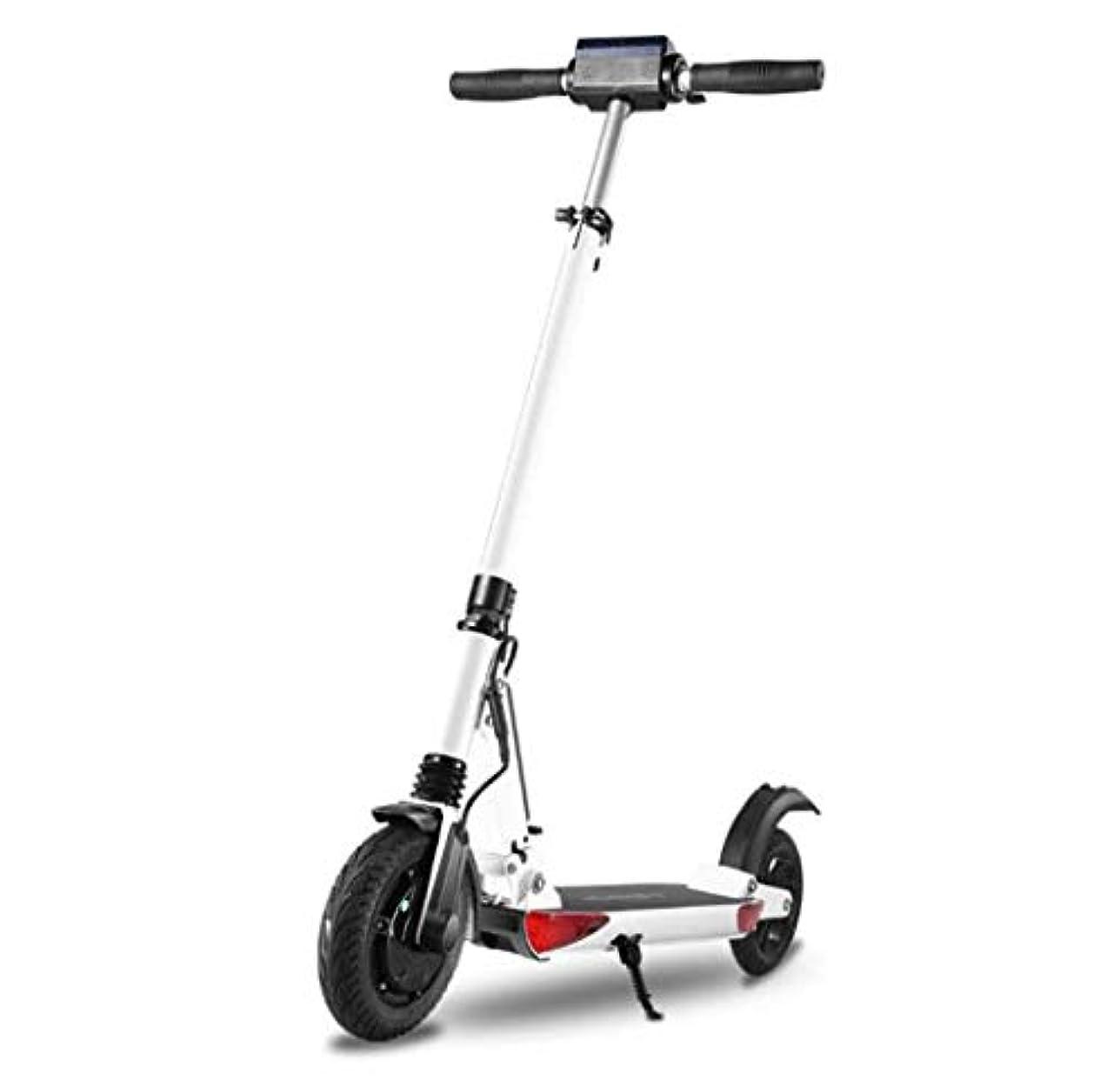 健全裸ネーピア大人350WブラシレスモーターLCDディスプレイ/ 1-3歯車調整モード/クルーズコントロールシステム、連続走行距離搭載折りたたみ電動スクーター、:30 KM