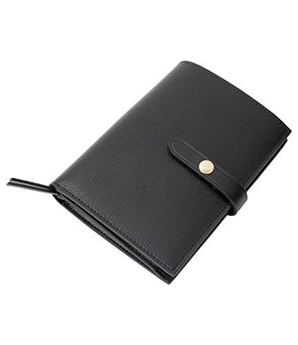 0ecec1513bc7 [MALTA] 二つ折り財布 牛革 レザー レディース L字ファスナー 折りたたみ 財布 コンパクト 小さい
