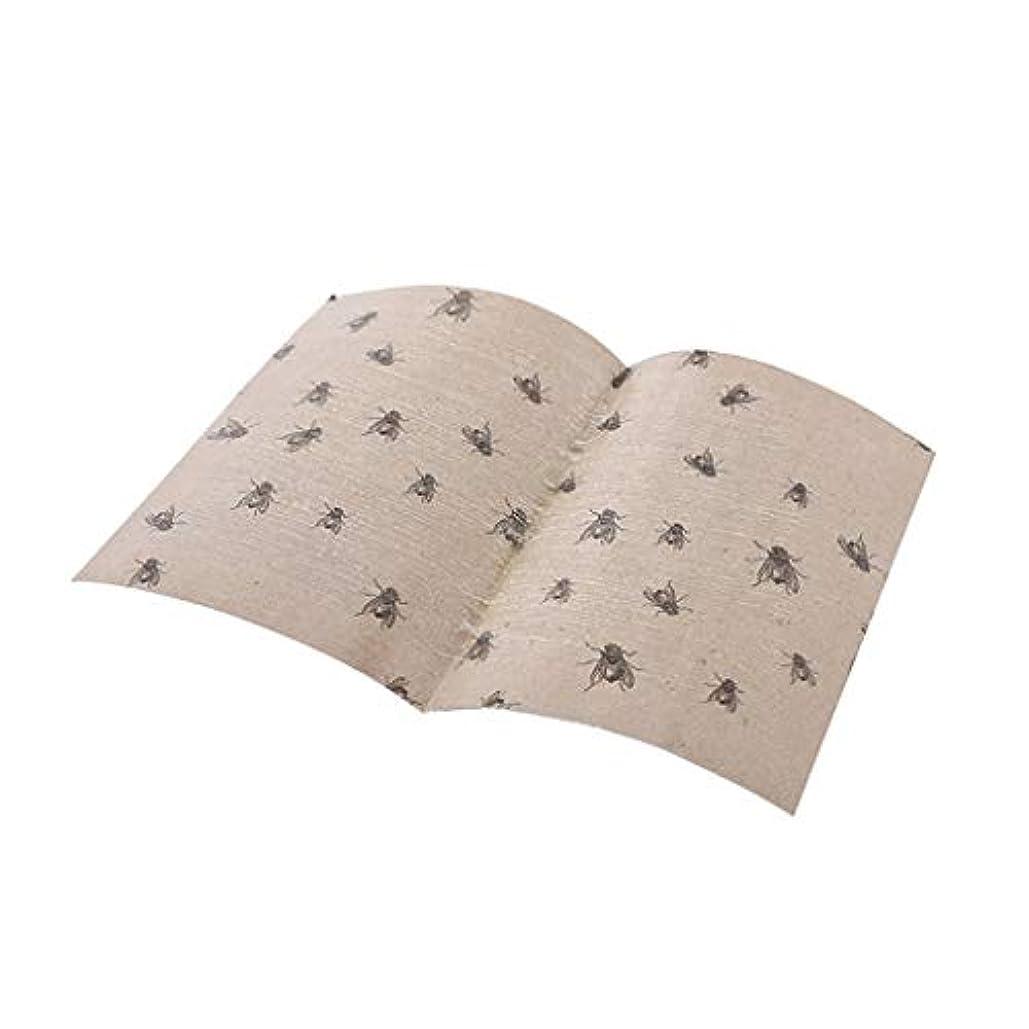失う耐えられる摘む2個の粘着性の接着剤の紙のはえのはえの捕獲者のバグ昆虫捕獲者板