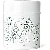 松尾ミユキ SQUIRREL FOREST 森 リス コーヒー缶 Mサイズ コーヒー豆 キャニスター 松尾みゆき まつおみゆき