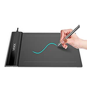 OSU !!! ペンタブレット(8192レベル筆圧+無源筆)6x4インチ製図板の中の小柄なものであるが、スズメは小さいが、五臓がそろっている
