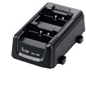 アイコム 二口タイプ充電器(BC-188が必要)5台まで連結可能 BC-181