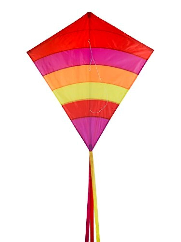 In the Breeze Arch Diamond Kite – 1行ダイヤモンドKite – サンセット、39-inch