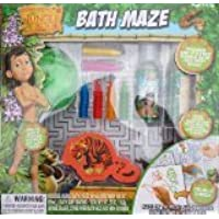 The Jungle Book Super Fun Fun!! Bath Maze Activity Gift Set [並行輸入品]