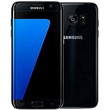 Samsung Galaxy S7 Edge G9350 Dual SIM 32GB Black Unlocked Smartphone (Renewed)