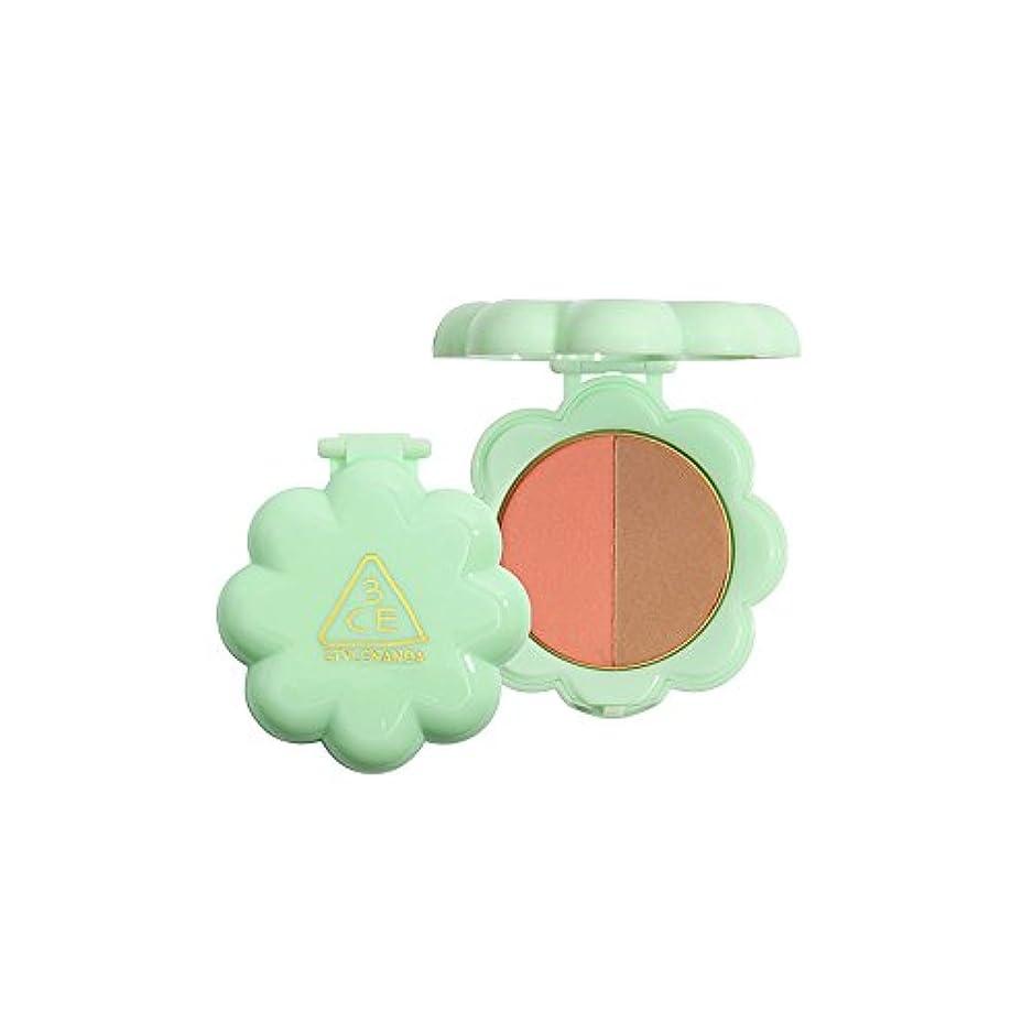 風が強い口ひげ猟犬LOVE 3CE Duo Shadow, 韓国化粧品アイカラーメイクアップ, 3.2g - LUCKY SEVENTH [並行輸入品]
