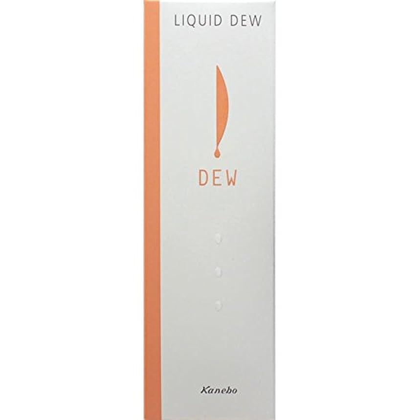世界的にバレエ加速するカネボウ化粧品 DEW リクイドデュウ オークルD