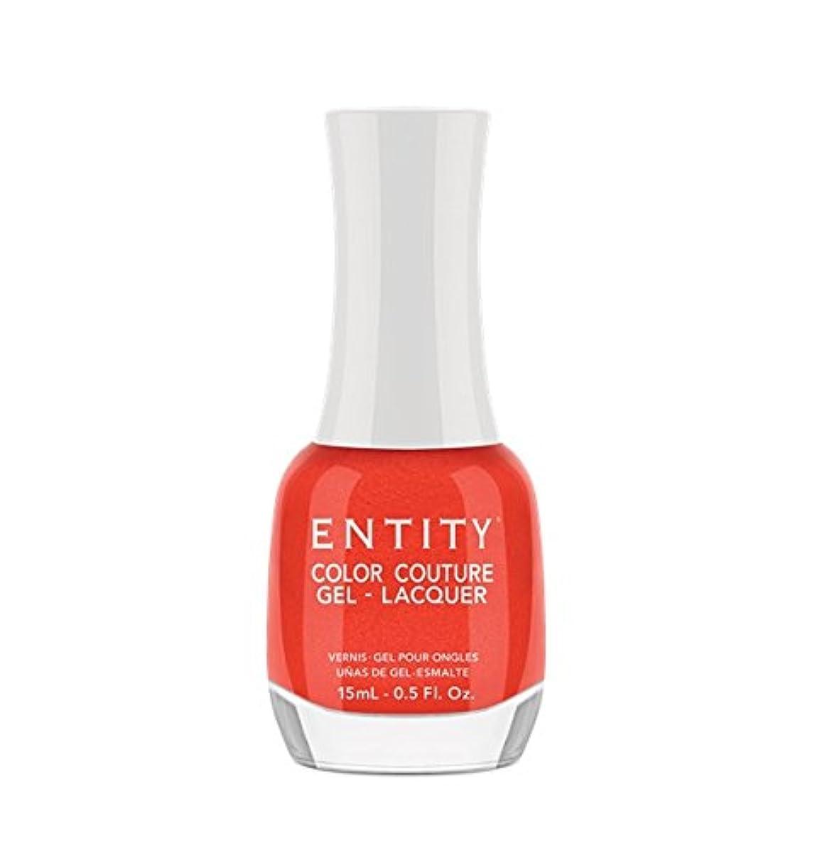 杭範囲お酢Entity Color Couture Gel-Lacquer - Divalicious - 15 ml/0.5 oz