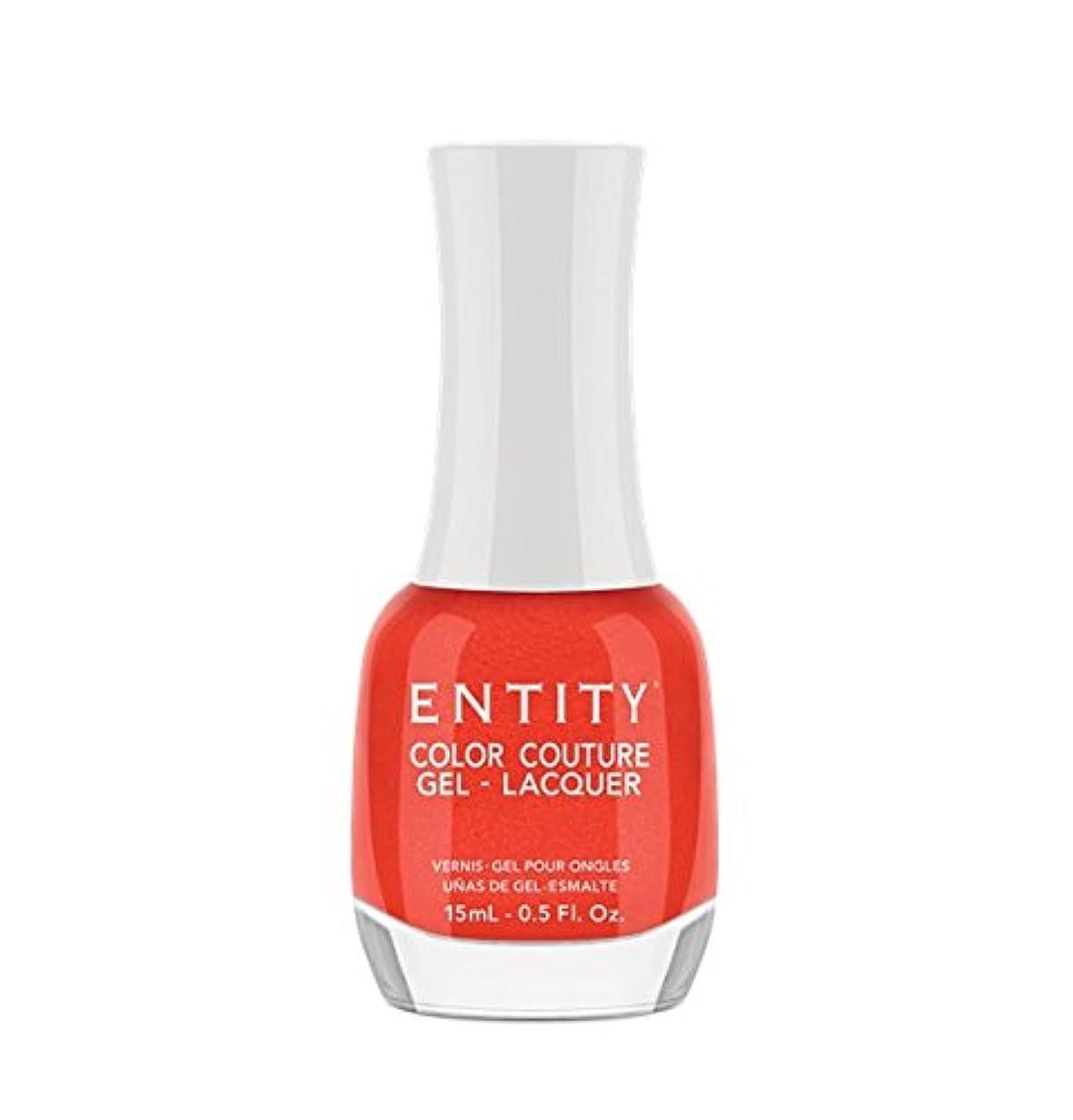文言どうやらメッシュEntity Color Couture Gel-Lacquer - Divalicious - 15 ml/0.5 oz