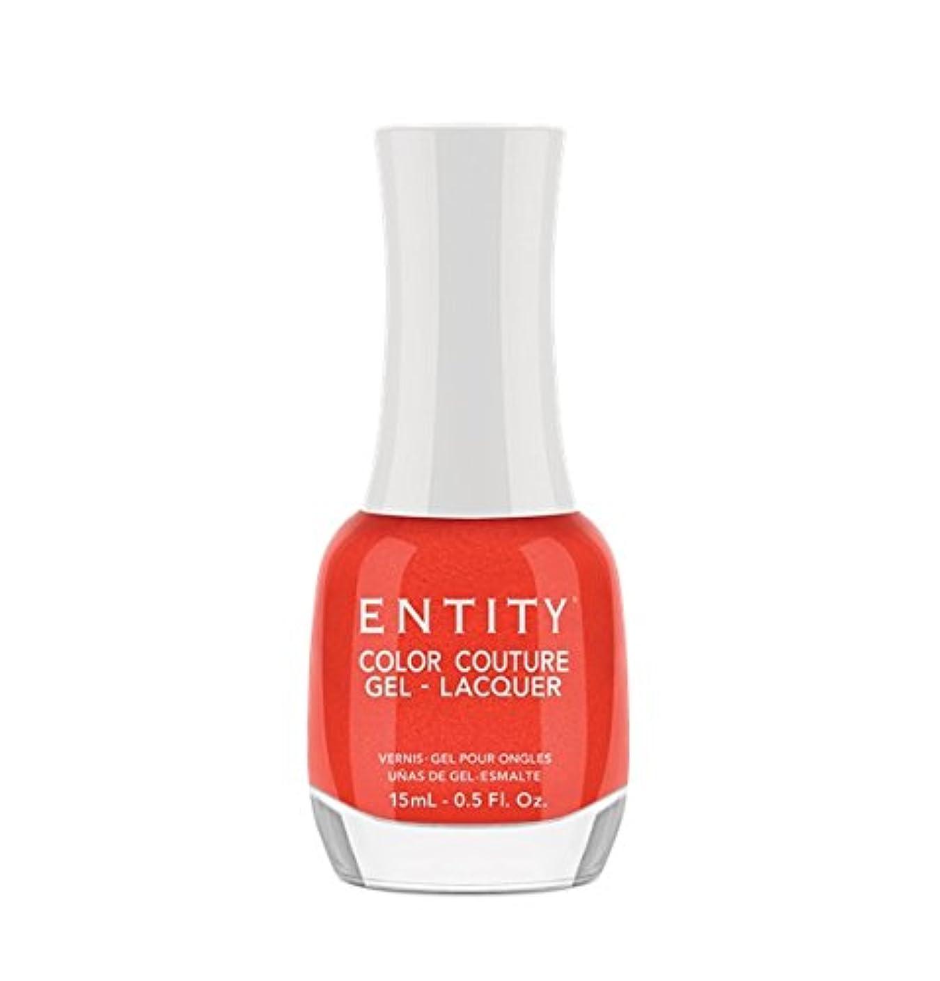 甘い飢えた債権者Entity Color Couture Gel-Lacquer - Divalicious - 15 ml/0.5 oz