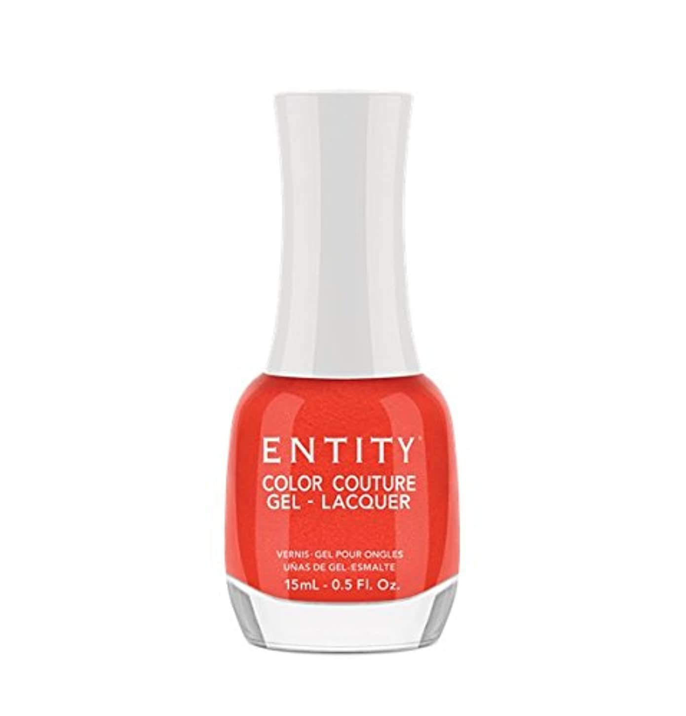 ほこり類推パトワEntity Color Couture Gel-Lacquer - Divalicious - 15 ml/0.5 oz