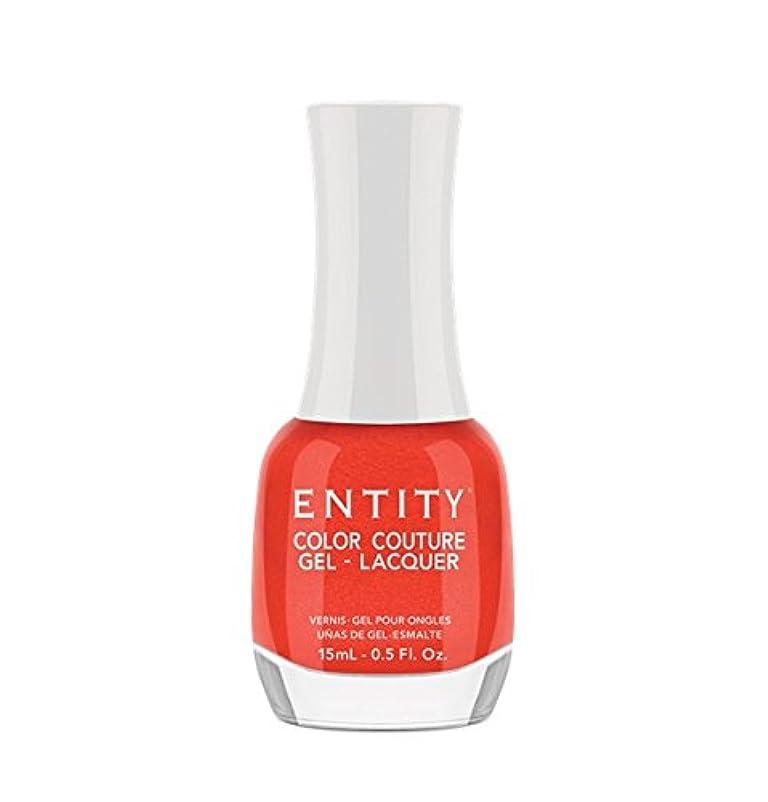 ラベル暴動コショウEntity Color Couture Gel-Lacquer - Divalicious - 15 ml/0.5 oz