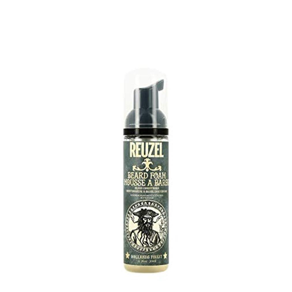 入場緩める吹きさらしルーゾー Reuzel Beard Foam - Beard Conditioner 70 ml [並行輸入品]