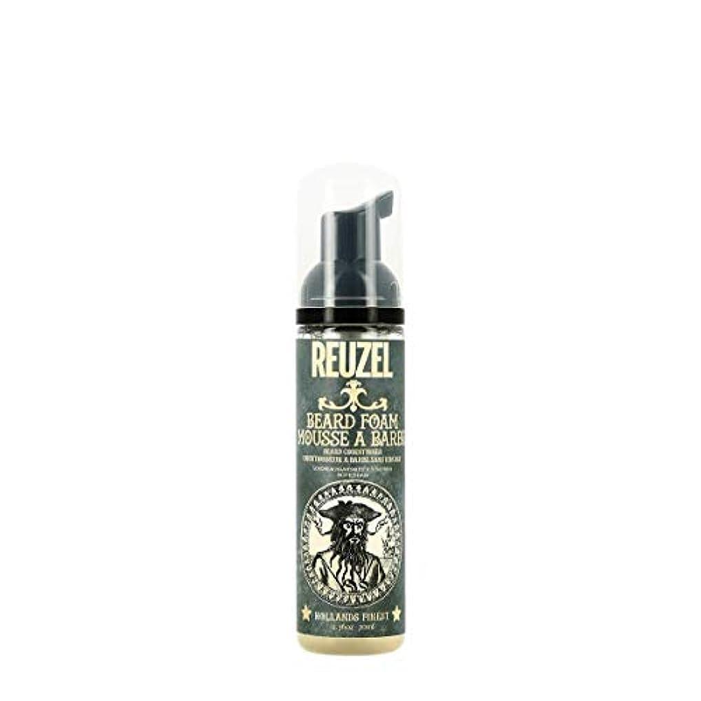 パースウッズジムルーゾー Reuzel Beard Foam - Beard Conditioner 70 ml [並行輸入品]