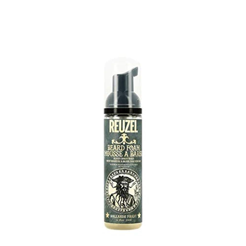 弾薬葉を拾う蘇生するルーゾー Reuzel Beard Foam - Beard Conditioner 70 ml [並行輸入品]