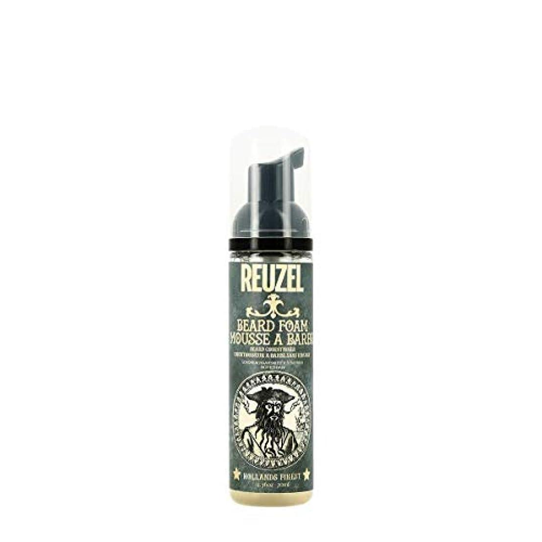 即席ヒップオフセットルーゾー Reuzel Beard Foam - Beard Conditioner 70 ml [並行輸入品]