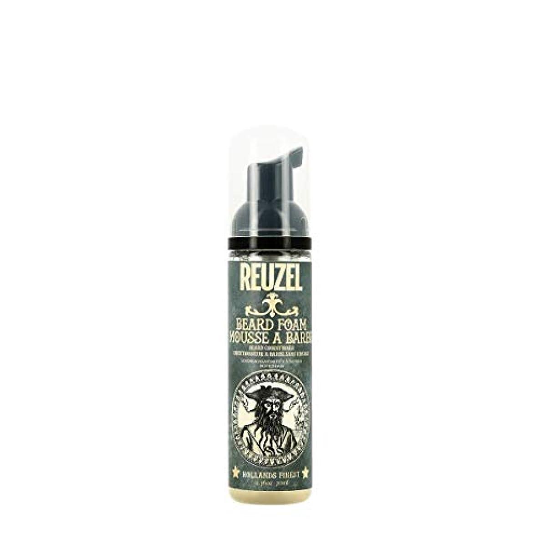 平らなサーマルベースルーゾー Reuzel Beard Foam - Beard Conditioner 70 ml [並行輸入品]
