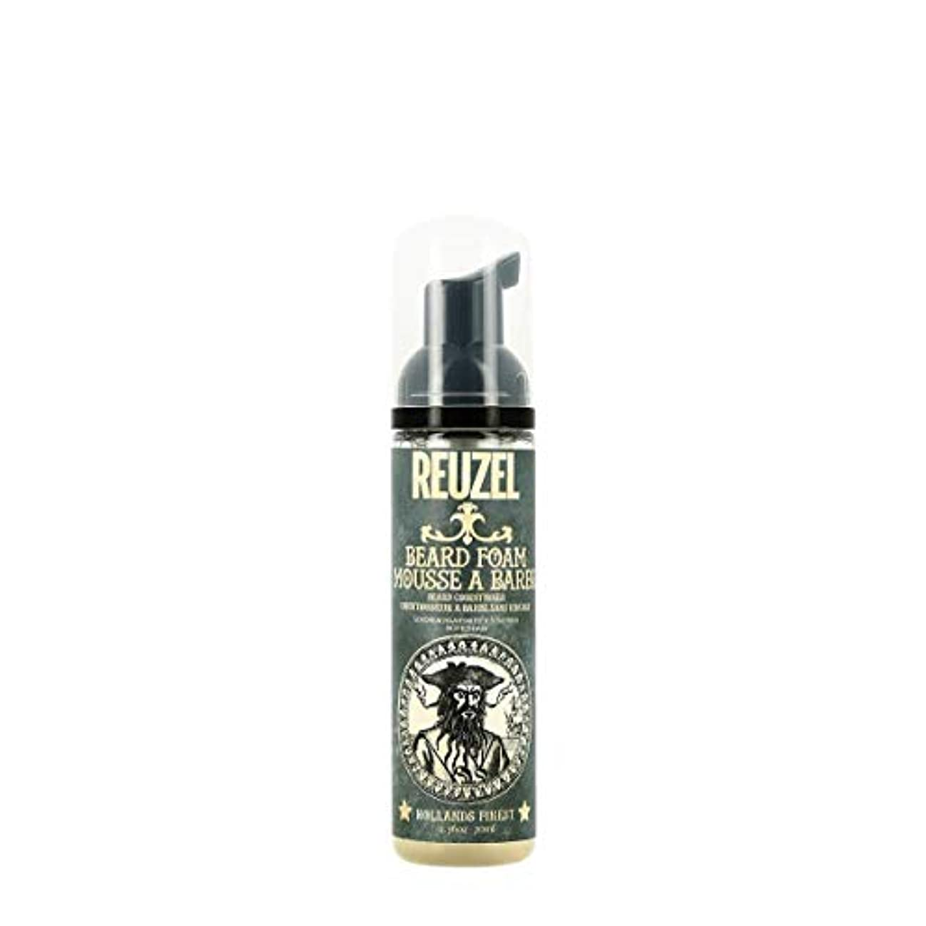 動的習字乱暴なルーゾー Reuzel Beard Foam - Beard Conditioner 70 ml [並行輸入品]