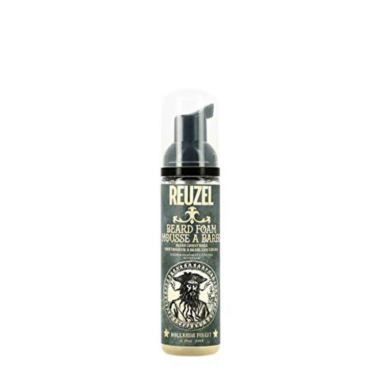 パリティ略す不足ルーゾー Reuzel Beard Foam - Beard Conditioner 70 ml [並行輸入品]