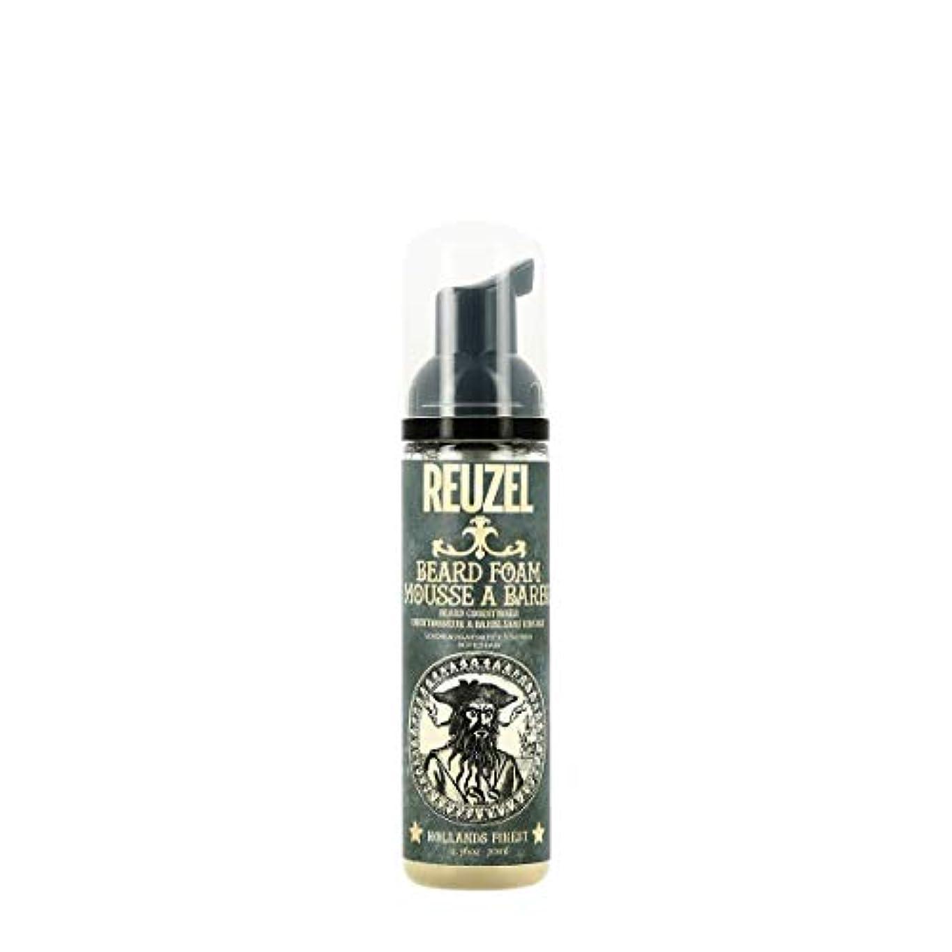 内向き虫を数える溶けたルーゾー Reuzel Beard Foam - Beard Conditioner 70 ml [並行輸入品]