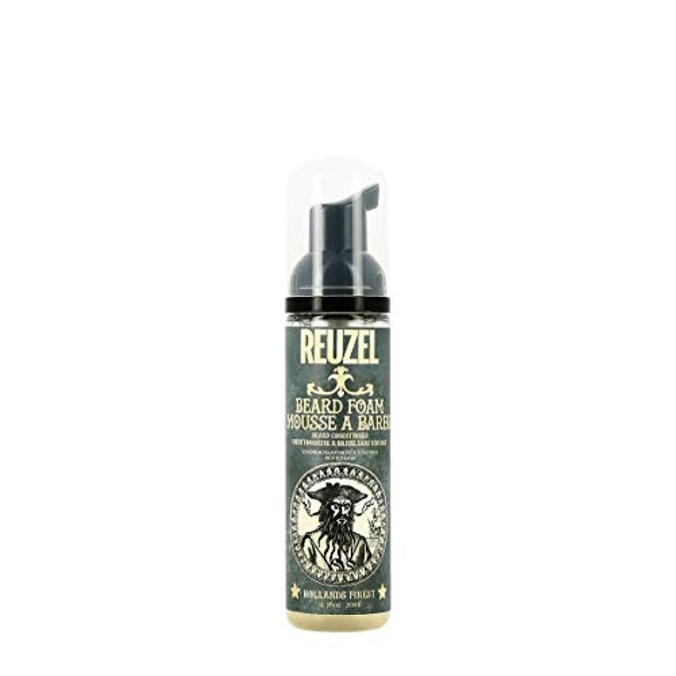 倒錯清める忘れっぽいルーゾー Reuzel Beard Foam - Beard Conditioner 70 ml [並行輸入品]