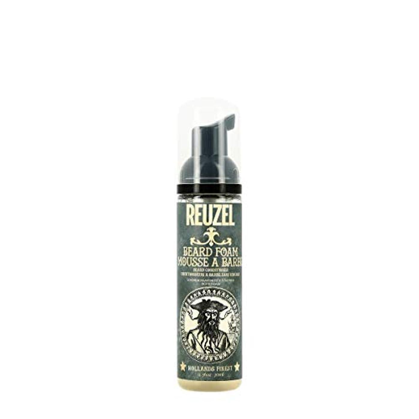 寸法オピエート乳白ルーゾー Reuzel Beard Foam - Beard Conditioner 70 ml [並行輸入品]