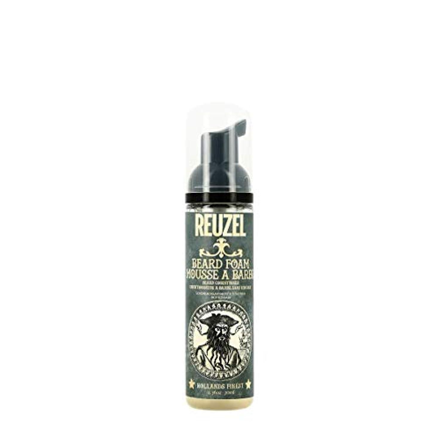 ルビーハング革新ルーゾー Reuzel Beard Foam - Beard Conditioner 70 ml [並行輸入品]