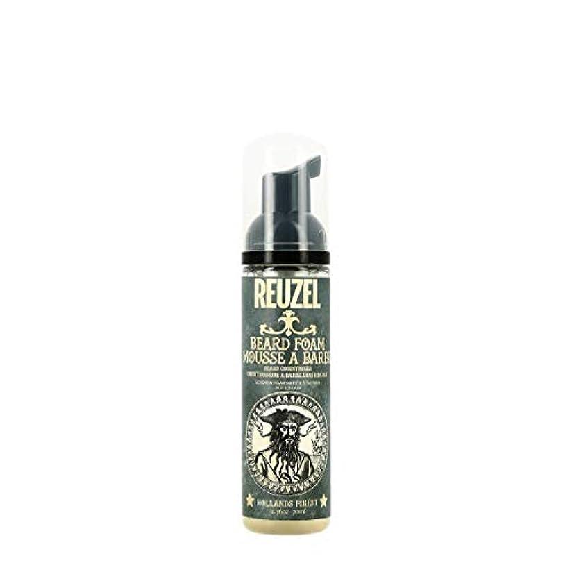 炭素究極の脅迫ルーゾー Reuzel Beard Foam - Beard Conditioner 70 ml [並行輸入品]
