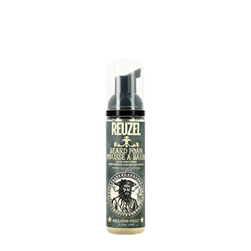 個人パーティション治世ルーゾー Reuzel Beard Foam - Beard Conditioner 70 ml [並行輸入品]