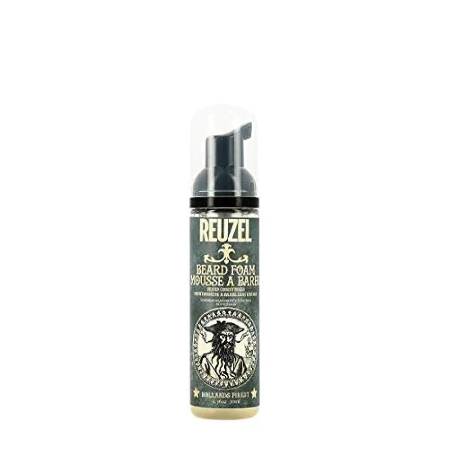 コーン同様のテクトニックルーゾー Reuzel Beard Foam - Beard Conditioner 70 ml [並行輸入品]