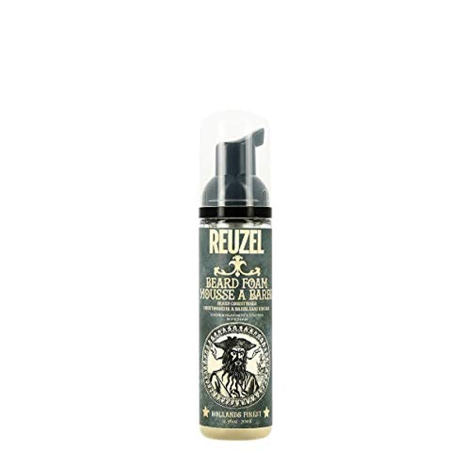 クリケット合図未来ルーゾー Reuzel Beard Foam - Beard Conditioner 70 ml [並行輸入品]