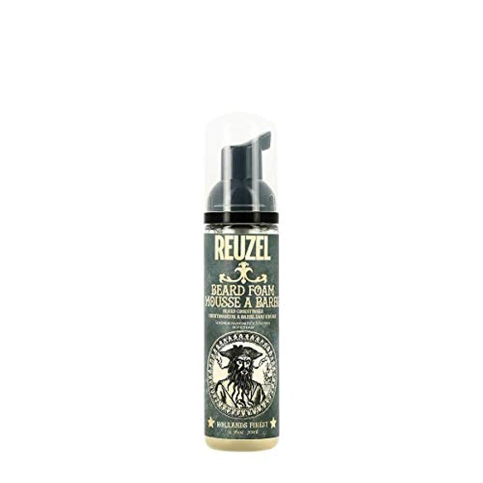 天気円形ダンスルーゾー Reuzel Beard Foam - Beard Conditioner 70 ml [並行輸入品]