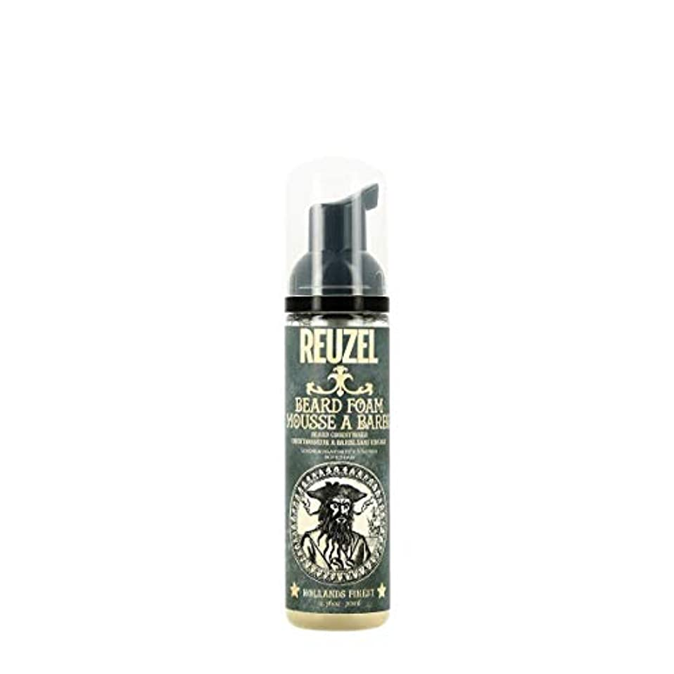 定数過言兵器庫ルーゾー Reuzel Beard Foam - Beard Conditioner 70 ml [並行輸入品]