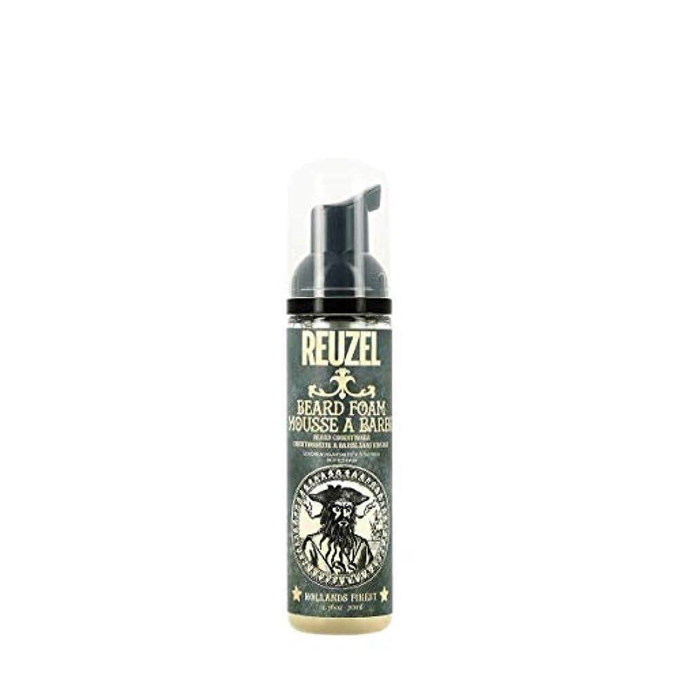 どんよりした間違っている壊滅的なルーゾー Reuzel Beard Foam - Beard Conditioner 70 ml [並行輸入品]
