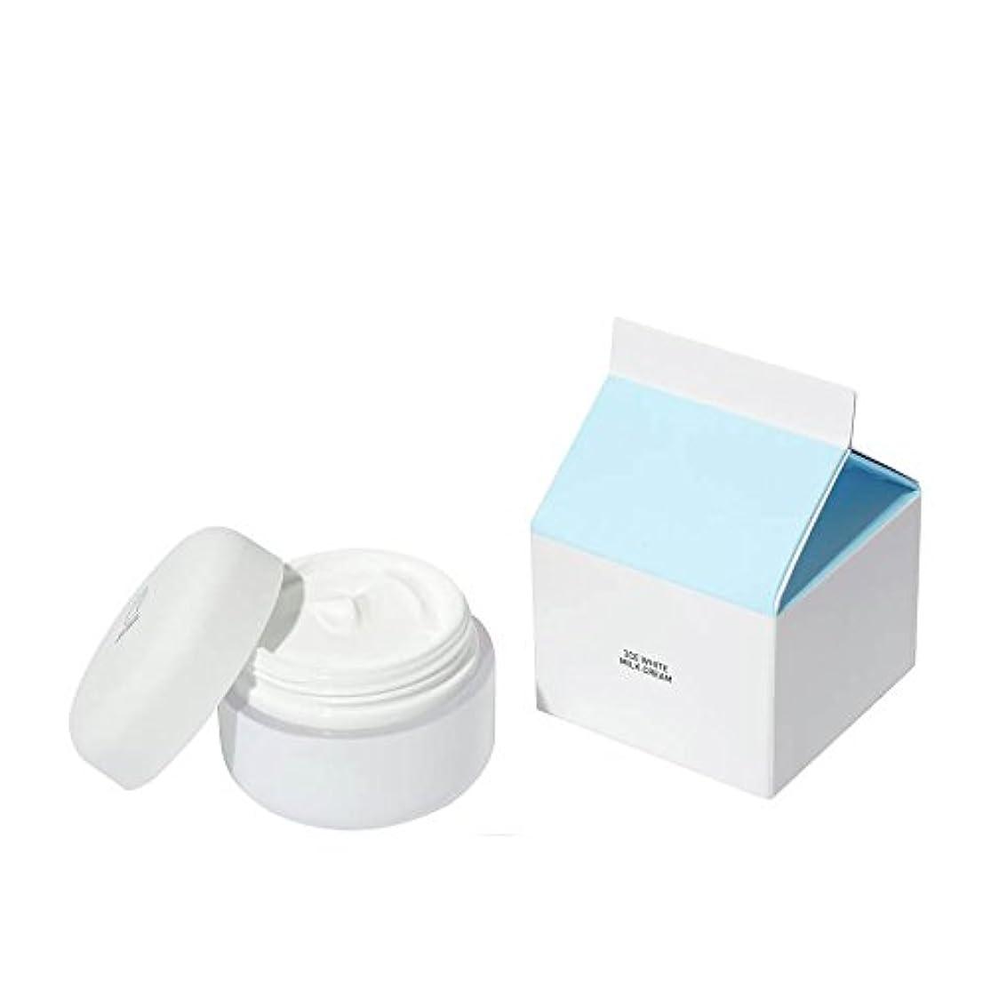フレッシュ苦しみ図書館[3CE] ホワイトミルククリーム(White Milk Cream) 50g
