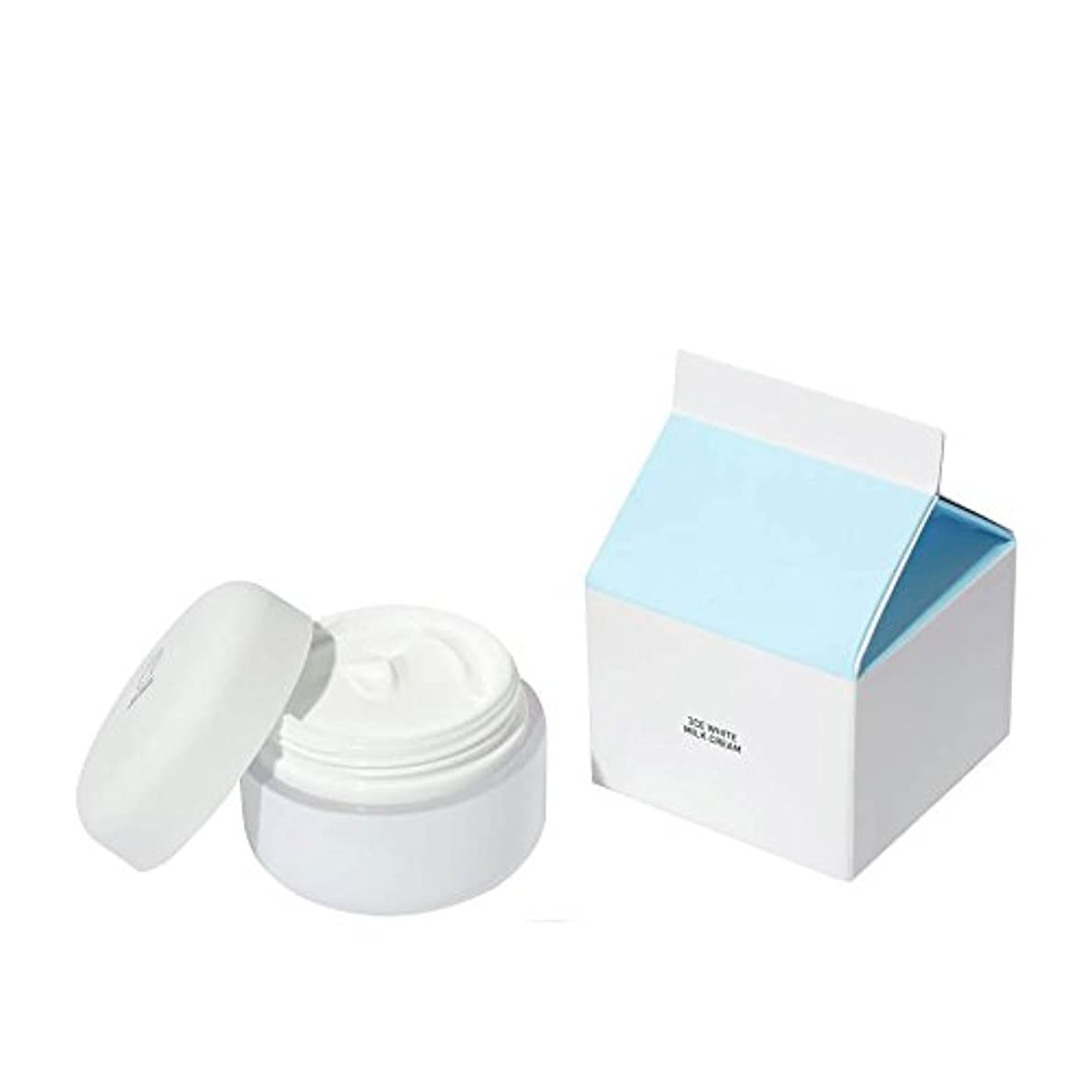 ブランド資源承認[3CE] ホワイトミルククリーム(White Milk Cream) 50g